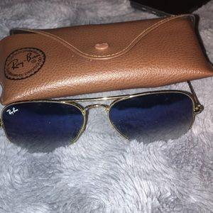 Ray-Ban Unisex Aviator Sunglasses